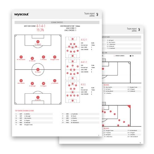 team report pdf